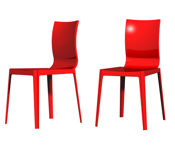 01 dise o de sillas integrales dise ador industrial for Sillas famosas diseno industrial